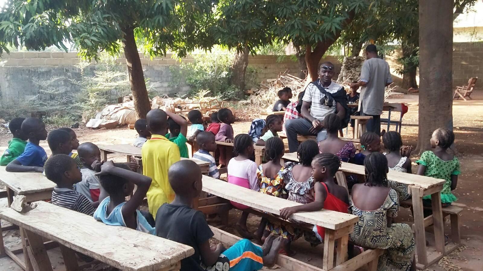scuoladellapacebamako