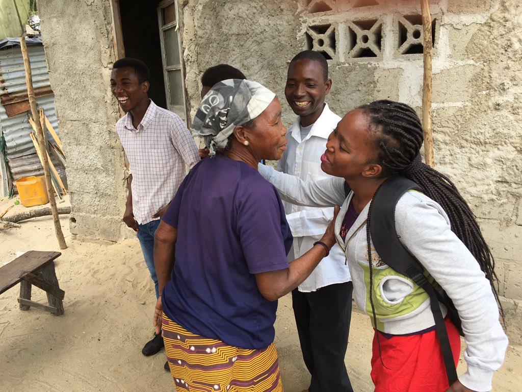 Beira mozambico portare avanti la sfida della pace for Costo della costruzione di una nuova casa